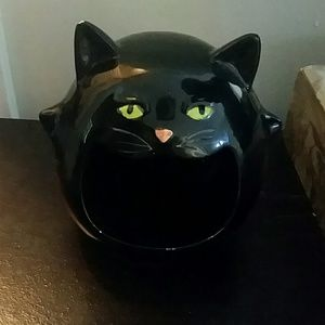Accessories - Black Cat Candy Dish
